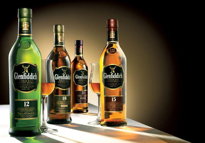 Mild single malt whisky
