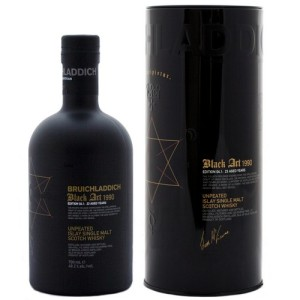 bruichladdich black art 4
