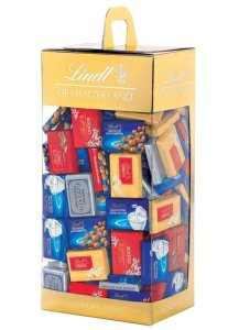 lindt assorted napolitains
