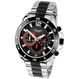 Sekonda Men Sports Chronograph Watch