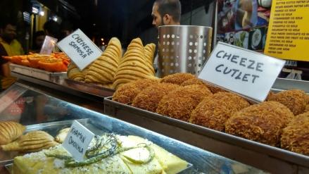 food street, vv puram