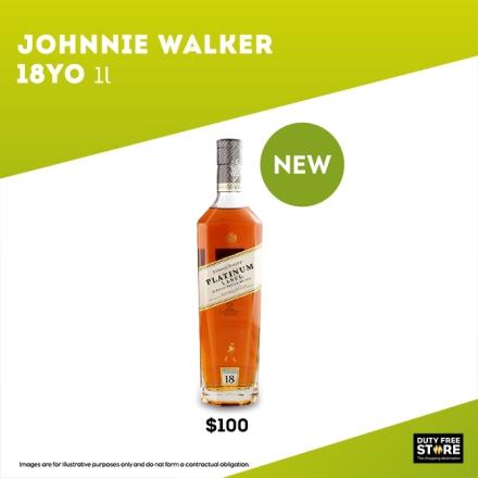 Johnnie Walker 18YO 1L